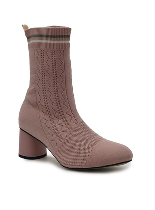 Powder - Boot - Acrylic -  - Wool Blend - Boots