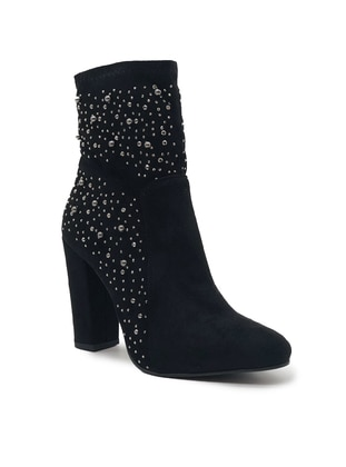 Black - Stone - Boot - Boots