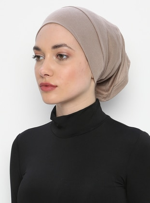Mink - Plain - Simple - - Bonnet