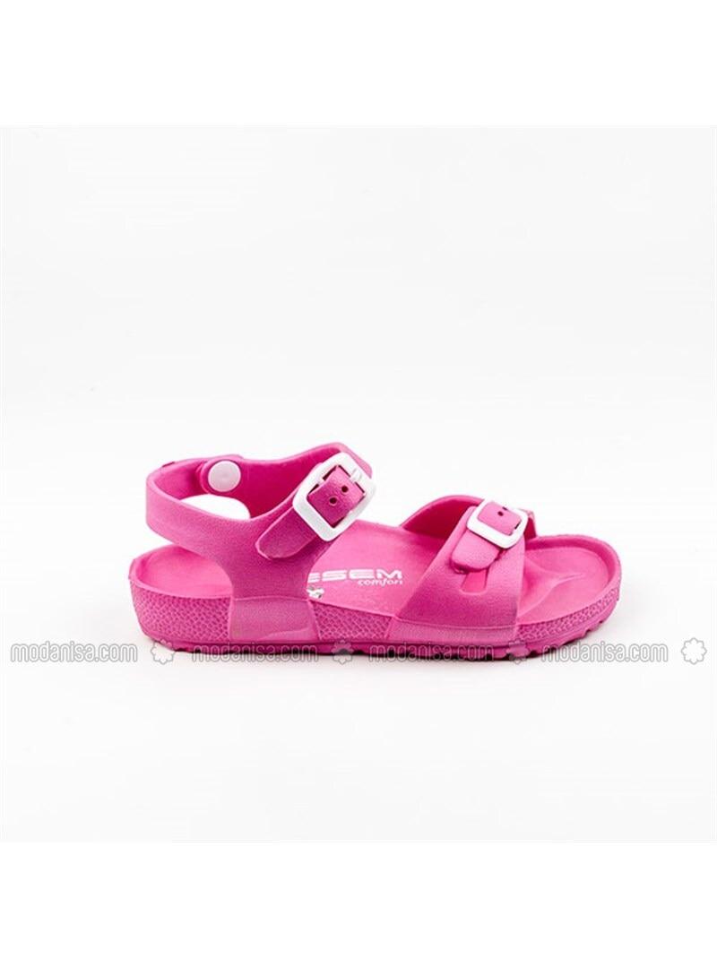 Fuchsia - Sandal