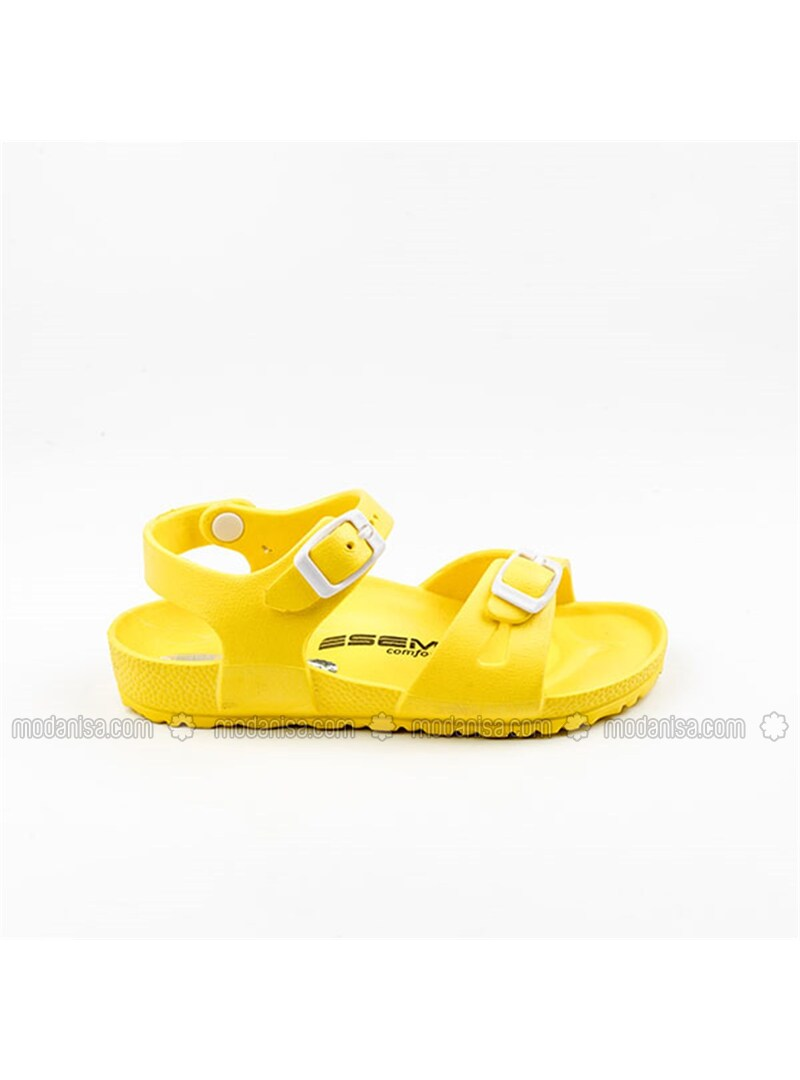 Yellow - Sandal