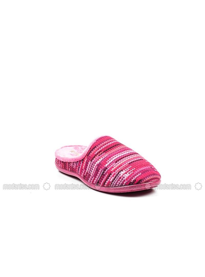 Fuchsia - Slippers