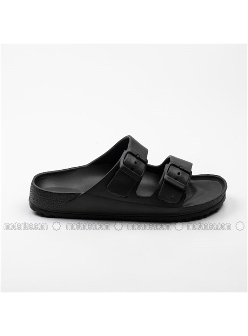 Black - Slippers