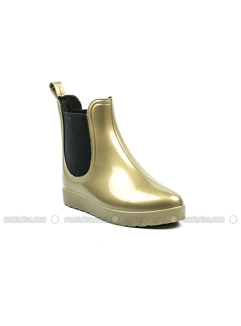 Gold - Boots