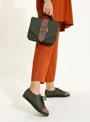 Khaki - Casual - Suit