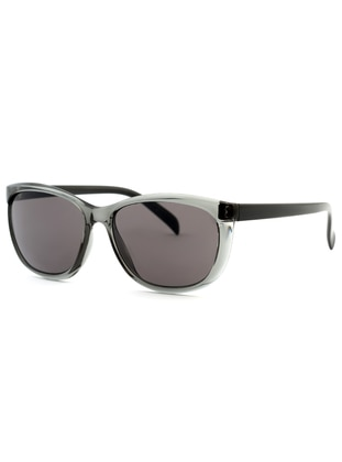 Smoke - Gray - Sunglasses