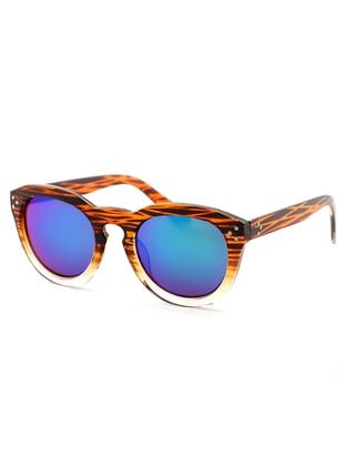 Leopard - Blue - Sunglasses