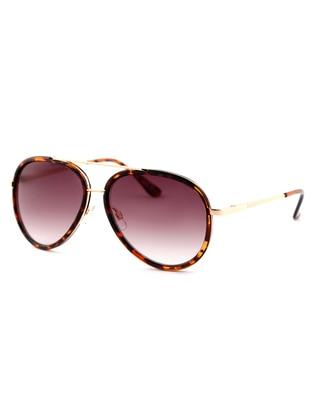 Leopard - Purple - Sunglasses