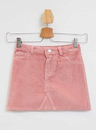 Pink - Girls` Skirt - DeFacto