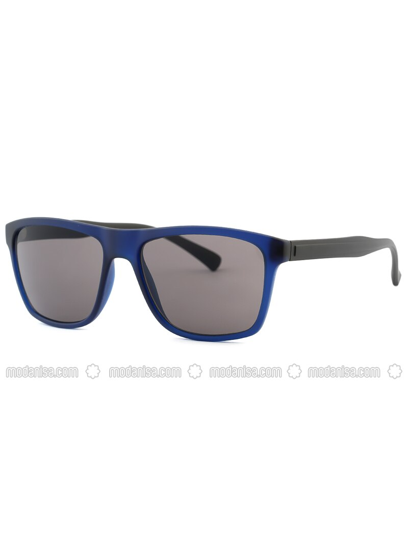Smoke - Blue - Sunglasses