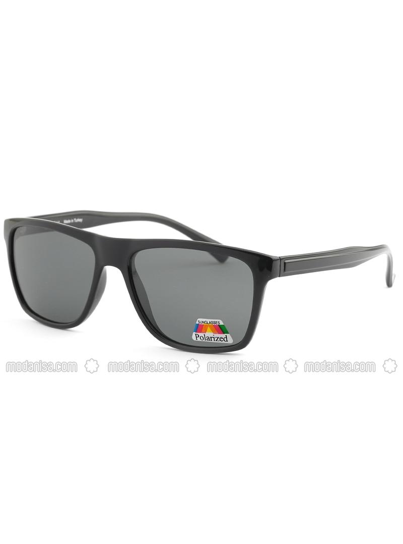Smoke - Black - Sunglasses