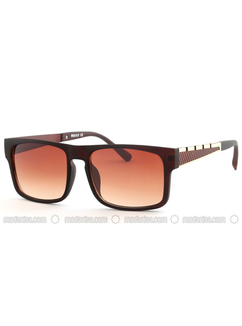 Brown - Black - Sunglasses
