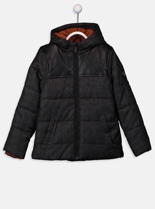 Anthracite - Boys` Jacket