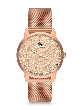 Gold - Watch - G-Sport POLO