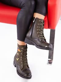 Green - Boot - Boots