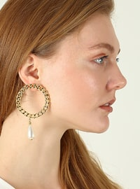 Copper - Earring