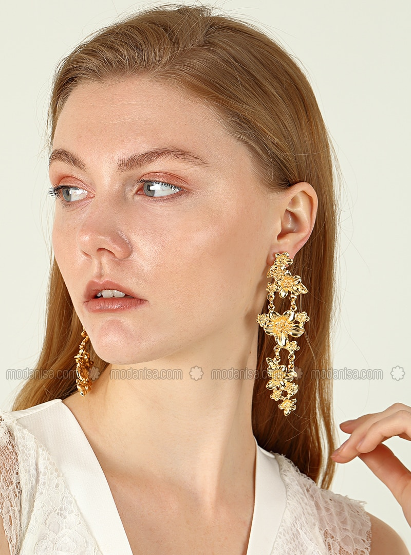 Yellow - Earring