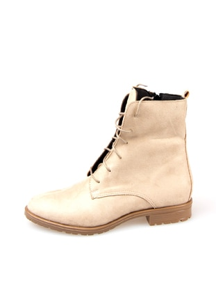 Nude - Boot - Boots