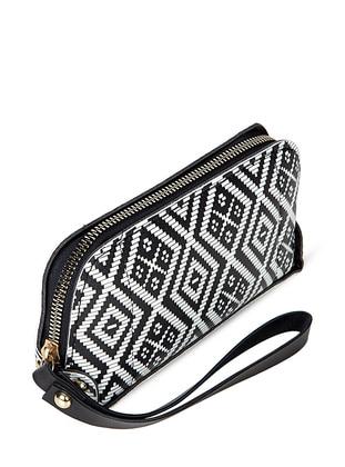 White - Clutch Bags / Handbags - AKZEN
