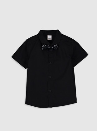 Black - baby shirts