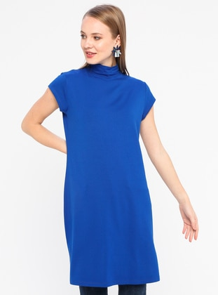 Saxe - Polo neck - Viscose - Tunic