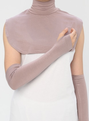 Dusty Rose - Viscose - Neckcover - Ecardin