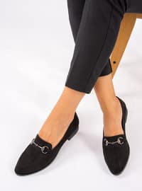 Black - Casual - Shoes