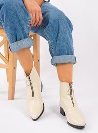 Beige - Boot - Boots
