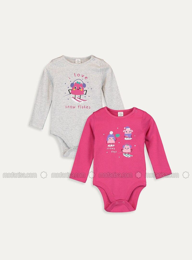 Fuchsia - Baby Body