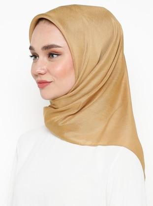 Mustard - Plain - Scarf