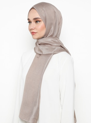 Mink - Plain - Shawl