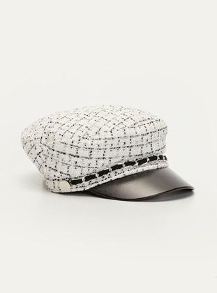 White - Hats - LC WAIKIKI
