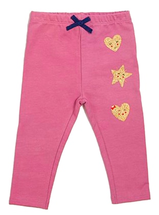 - Pink - baby tights