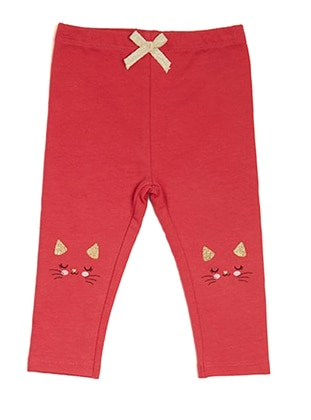 - Cherry - baby tights