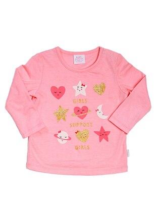 Multi - Pink - baby t-shirts
