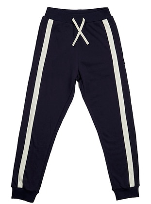 - Navy Blue - Boys` Tracksuit - Wonder Kids