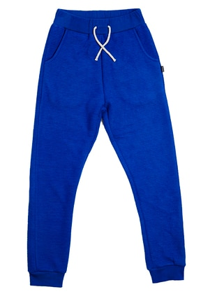 - Blue - Boys` Tracksuit - Wonder Kids