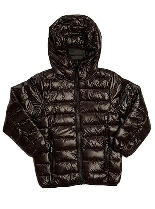 - Black - Boys` Jacket