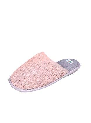 Sandal - Salmon - Home Shoes