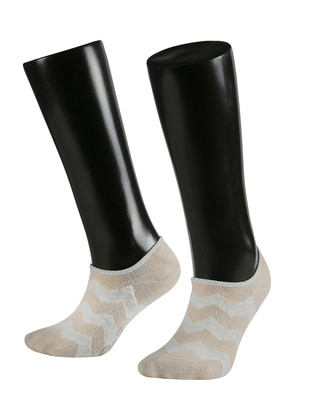Beige -  - Socks