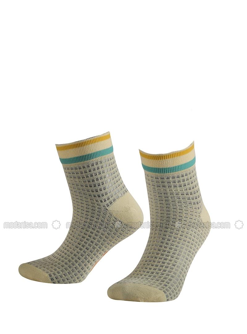 Yellow -  - Socks