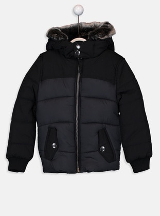 Black - Baby Jacket