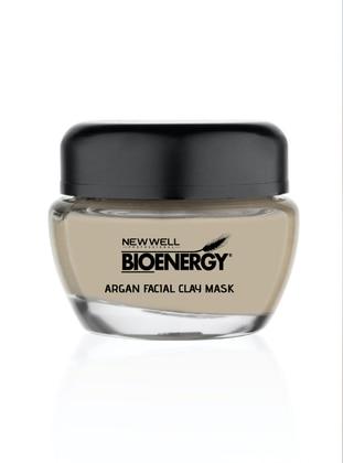 Argan Clay Face Mask Skin Care - Coloured