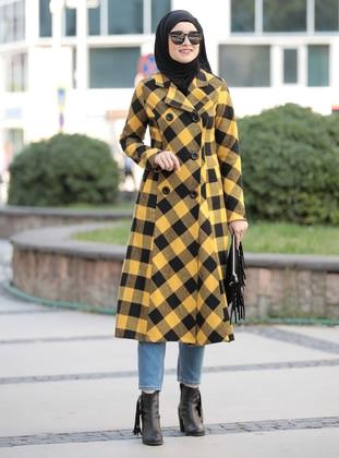 Mustard - Unlined - Coat