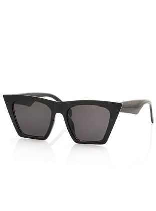 Black - Sunglasses - SİLVİO MONETTİ