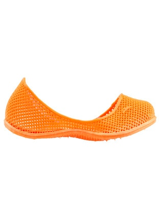 Orange - Shoes