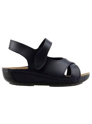 Navy Blue - Sandal