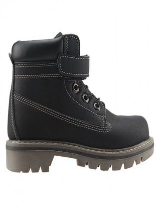 Black - Boys` Boots - Ayakland