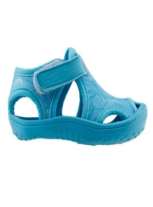 Turquoise - Boys` Sandals - Ayakland