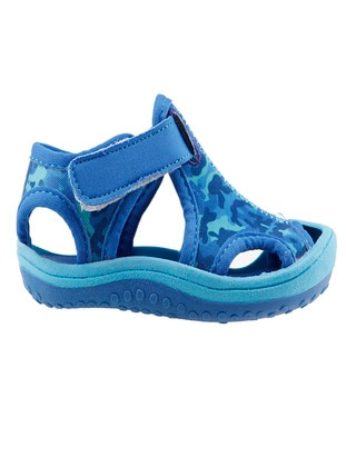 Blue - Boys` Sandals - Ayakland